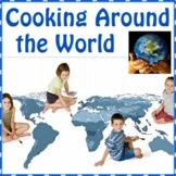 Cooking around the World -International Cooking and Activities Book