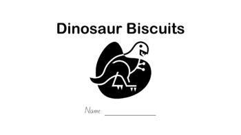 Cooking dinosaur biscuits/Special Education Program