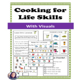 #DeafEdMustHave Cooking for Life Skills (With Visuals)