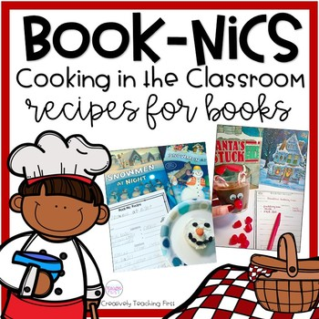 Cooking in the Classroom: Book- Nics {Recipes for Books}