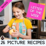 Cooking through the Alphabet : A Collection of 26 Picture Recipes
