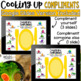 Cooking up Compliments, building self-esteem and kindness