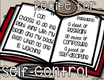 Cooking with Character Strengths: Character Education System
