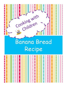 Cooking with Children: Baking recipes 1