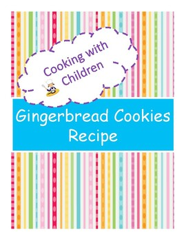 Cooking with Children: Baking recipes 2