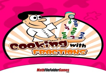 Cooking with Fractions