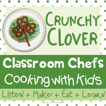 Cooking with Kids - Crunchy Clover