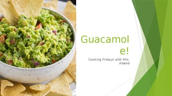 Cooking with Kids: Guacamole