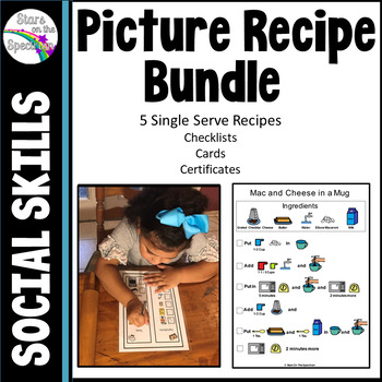Cooking Picture Recipes Visual Recipes Single Servings