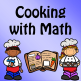 Cooking with Math- Middle School Math and Cooking Activities