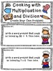 Cooking with Multiplication and Division