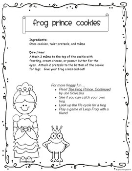 Cooking with the Classics Book 3 (Fairy Tale Princesses)