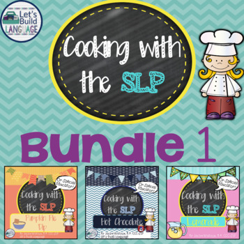 Cooking with the SLP: Bundle 1