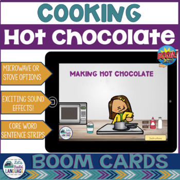 Cooking with the SLP: Hot Chocolate