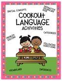 Cookout Language Activities