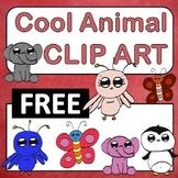 Cool Animal Clip Art Free