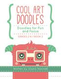Cool Art Doodles BOOK 2