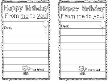 Cool Cat Birthday Book & Certificate