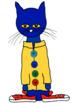 Cool Cat & Friends Mega Clipart Bundle
