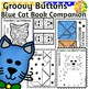 Cool Cat Groovy Buttons Activities Book Companion Bundle