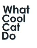 Cool Cat Kindergarten Behavior Posters