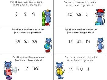 Cool Cat Math Scoot