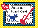 Cool Cat Punch Card