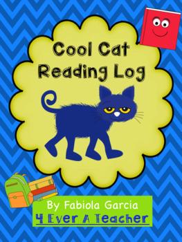 Cool Cat Reading Log