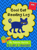 Cool Cat Reading Log