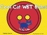 Cool Cat WBT Rules