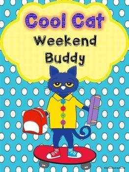 Cool Cat-Weekend Buddy