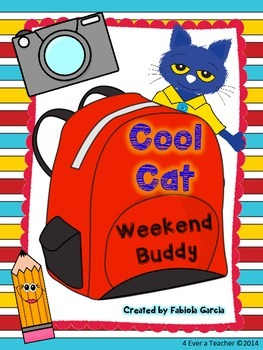 Cool Cat-Weekend Buddy