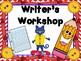 Cool Cat Writer's Workshop Materials