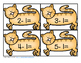 Cool Cats Subtraction Facts