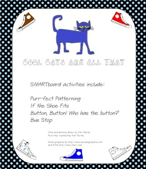Cool Cats are All That (Smartboard Activites)