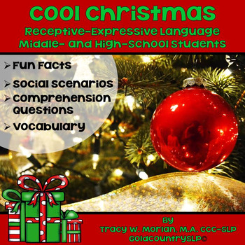 Cool Christmas for Middle and High School students