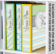 Cool Citrus Binder Covers, Tags and Spines