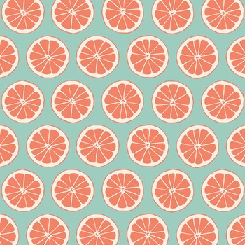 Cool Citrus Digital Lemon Patterns