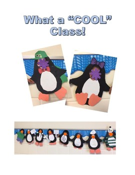 Cool Class of Penguins