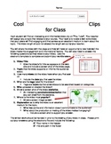 Cool Clips for Class: Using YouTube to Inform and Engage Students