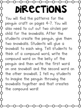 Cool Compound Penguins