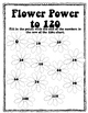 Cool Counting/ Flower Power to 120