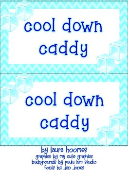 Cool Down Caddy