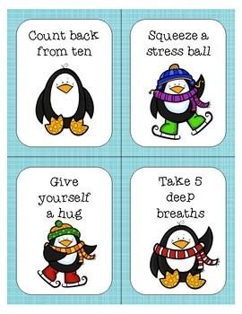 Cool Down Cards