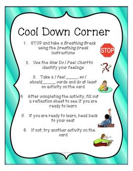 Cool Down Corner Kit