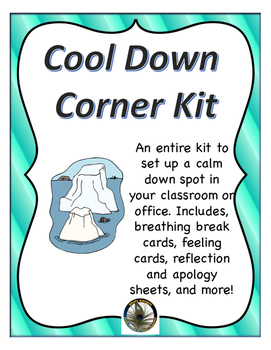 Cool Down Corner Kit