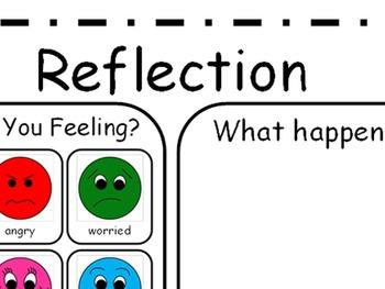 Cool Down Corner Reflection Mat