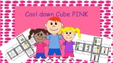 Cool Down Cube Pink