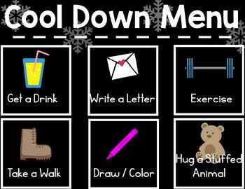 Cool Down Menu
