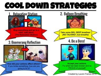 Cool Down Strategies